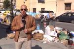 Palermo, viaggio in chiaroscuro nella città piena di rifiuti