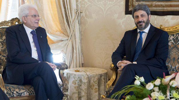 consultazioni governo, nuovo governo, Roberto Fico, Sergio Mattarella, Sicilia, Politica