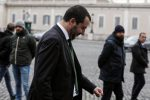"L'ira di Salvini: ""Ora basta liti tra M5s e FI o si torna subito al voto"""