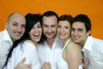 """Le voci dei """"Mezzotono"""" in concerto a Trapani"""
