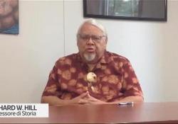 Intervista al professore di Storia Richard W. Hill