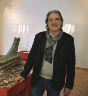 L'architetto Michele Benfari