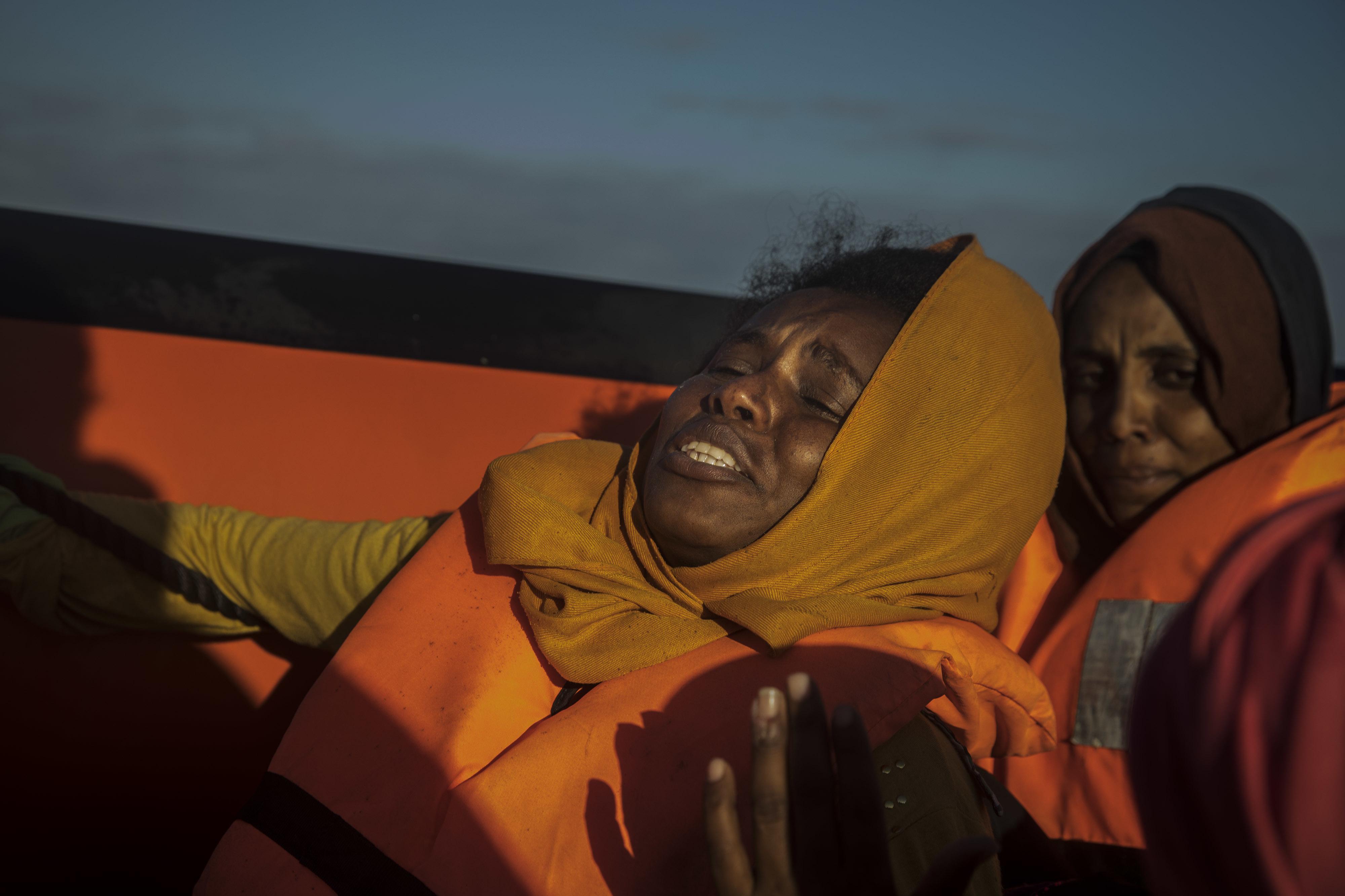 1400 migranti provenienti dalla Libia soccorsi in 48 ore