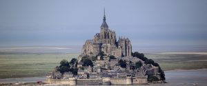 Mont-Saint-Michel (Foto Ansa)