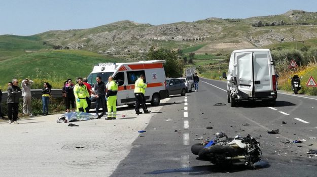 incidente mortale, Gaetano Malacasa, Sicilia, Cronaca