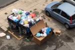 Differenziata a Palermo, da gennaio 335 multe contro l'abbandono dei rifiuti