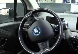 A Barcellona uno sguardo sul futuro della mobilità in auto a bordo del prototipo di Bmw con livello di autonomia 5