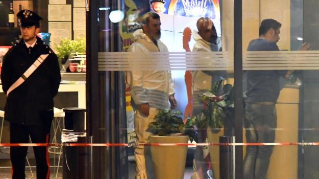 omicidio a caravaggio, Carlo Novembrini, Maria Rosa Fortini, Sicilia, Cronaca