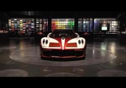 Garage Italia Customs, il centro stile di Elkann, firma la personalizzazione della coupé estrema