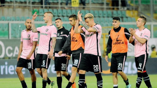 Palermo play off, play off serie b, Palermo, Qui Palermo