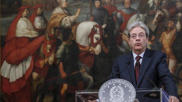 attacco siria, basi nato italia, Paolo Gentiloni, Sicilia, Mondo