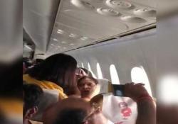 Feriti a bordo del Boeing diretto a Delhi da Amritsar