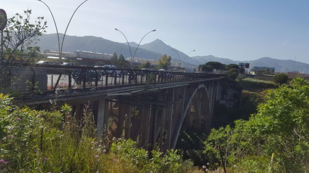 ponte corleone chiuso, traffico palermo, viale regione siciliana, Palermo, Cronaca