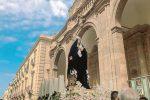 Conclusa la Processione dei Misteri a Trapani, il saluto dei fedeli all'Addolorata