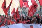 Oltre 5mila in piazza a Palermo: le immagini della protesta di forestali e consorzi di bonifica