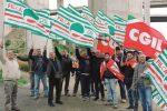 Messina, operai ancora in sciopero: lavori sospesi al viadotto Ritiro