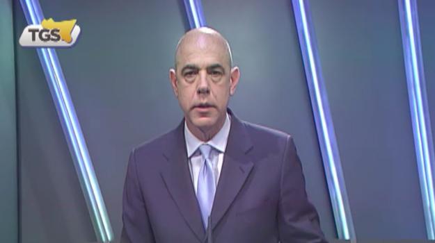 Il notiziario di Tgs edizione del 19 aprile – ore 13.50
