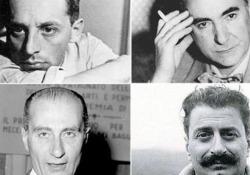 Le pellicole di Leo Longanesi, Curzio Malaparte, Indro Montanelli e Giovannino Guareschi nel libro «Colpi roventi» (Bompiani)