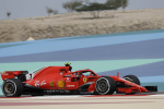 Ferrari super nelle libere in Bahrain, Raikkonen primo davanti a Vettel