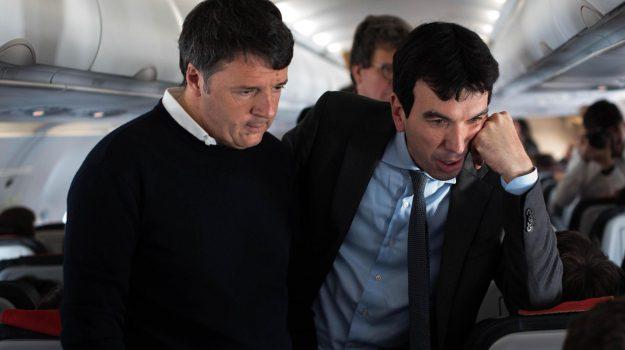 consultazioni governo, nuovo governo, Matteo Renzi, Maurizio Martina, Sicilia, Politica