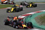 Formula 1, in Cina vince Ricciardo davanti a Bottas e alla Ferrari di Raikkonen
