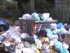 Residenti in provincia gettano i rifiuti a Palermo, 49 persone multate