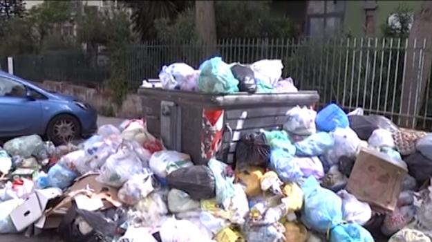 Rifiuti, a Palermo la situazione resta grave