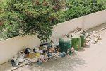 Rifiuti abbandonati in strada a Trapani, elevate 70 multe in un mese