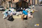 Ancora rifiuti nelle strade e cassonetti pieni a Palermo