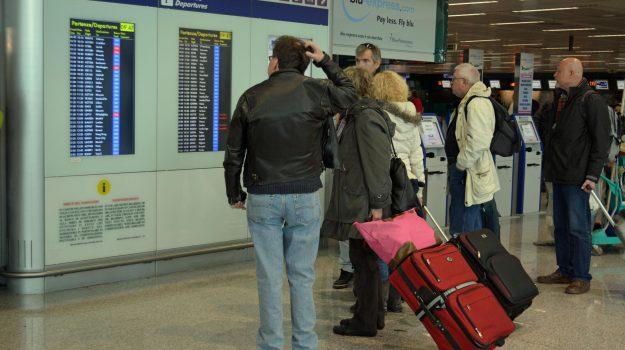 guasto eurocontrol, voli aerei, Sicilia, Mondo