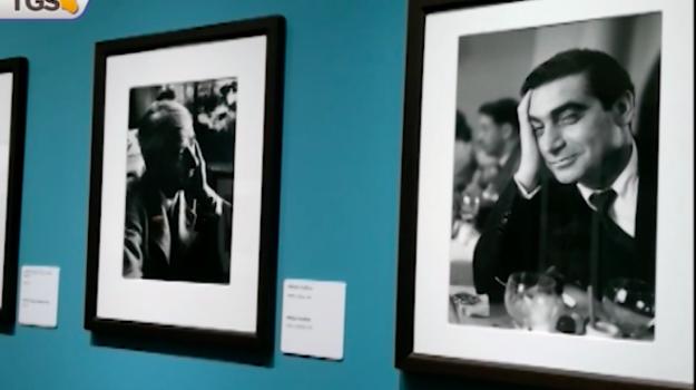 A Palermo le foto in bianco e nero dell'artista Robert Capa