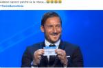"""Da """"carbonara paella 3-0"""" a Totti veggente: l'ironia dei tifosi dopo Roma-Barcellona"""