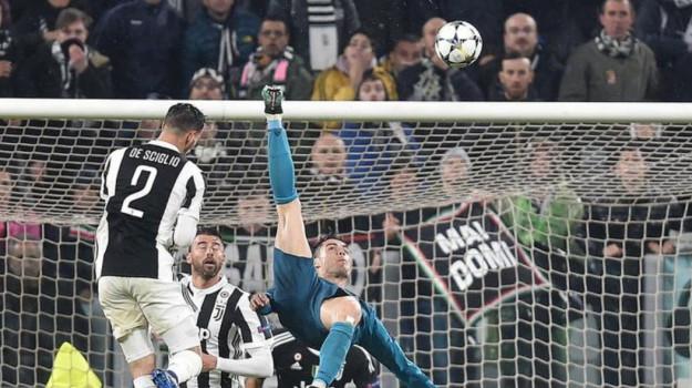 champions league, Juventus Real Madrid, Sicilia, Sport
