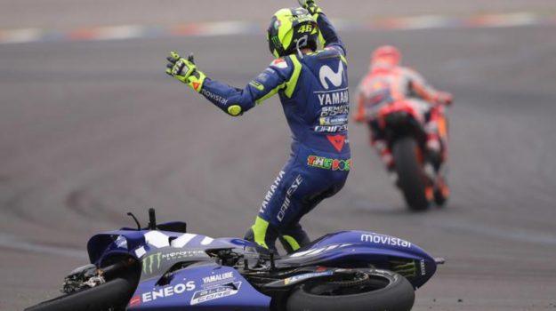Gp Argentina, Marquez-Rossi, Marc Marquez, Valentino Rossi, Sicilia, Sport