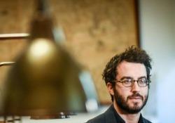 Lo scrittore a Milano ritira il premio de «la Lettura». E su Israele e Palestina sostiene la soluzione dei due Stati