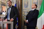 """Governo, da Salvini l'ultimo appello a Di Maio: """"Segnali di novità da M5s"""""""