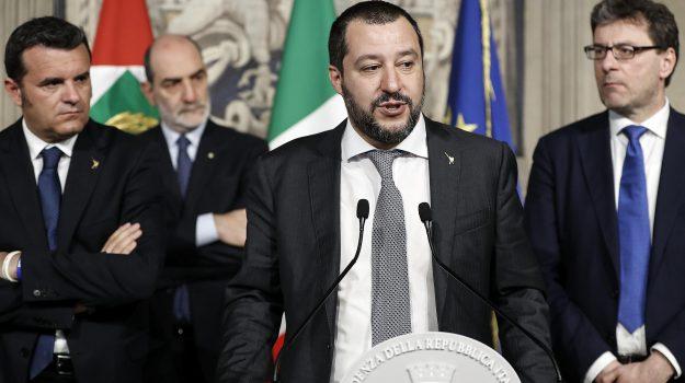 alleanza lega m5s, Matteo Salvini, Sicilia, Politica