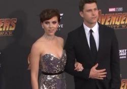 Robert Downey Jr, Chris Hemsworth, Gwyneth Paltrow: sfilata di star sul tappeto rosso a Los Angeles