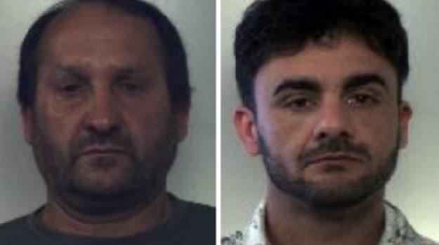 Arresti rapine Giarre Riposto, Alfio Pappalardo, Sebastiano Vecchio, Catania, Cronaca