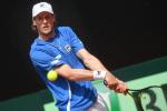 Coppa Davis, Italia e Francia in parità: 1-1 dopo la prima giornata