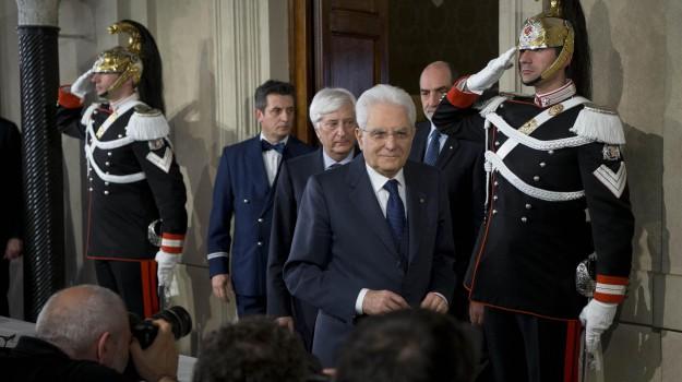 consultazioni, nuovo governo, Sergio Mattarella, Sicilia, Politica