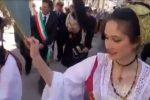 Settimana Santa a Piana degli Albanesi, pieno di turisti