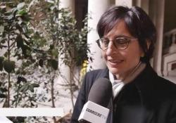 La figlia dell'oncologo lo ricorda alla camera ardente allestita a Milano
