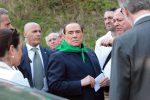 """Berlusconi: """"M5s per la gente è come Hitler"""". Salvini si infuria: """"Basta insulti"""""""