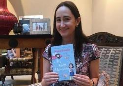 Martedì 20 marzo esce il primo libro per bambini (Mondadori) dell'autrice della serie «I love shopping»