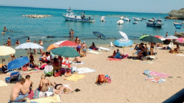 divieto balneazione aspra, divieto balneazione sicilia, Palermo, Cronaca