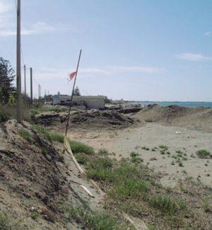 Spiagge impraticabili a Marsala, è allarme in vista della stagione estiva