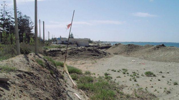 spiagge impraticambili marsala, Trapani, Cronaca