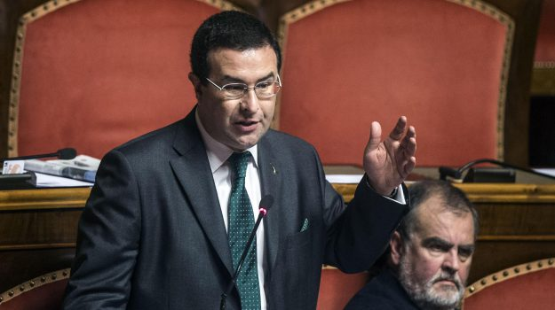 commissario lega sicilia, Lega, Matteo Salvini, Stefano Candiani, Sicilia, Politica
