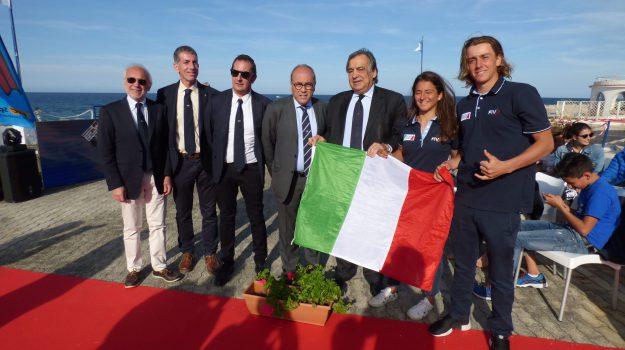europei tavole a vela, Palermo, Sport